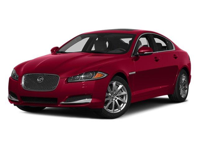 2014 Jaguar XF I4 T Turbocharged Rear Wheel Drive Power Steering ABS 4-Wheel Disc Brakes Brake