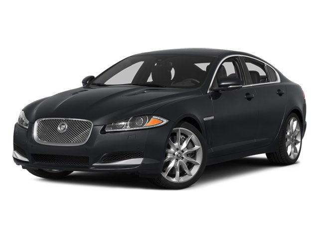 2014 Jaguar XF V6 SC Supercharged Rear Wheel Drive Power Steering ABS 4-Wheel Disc Brakes Brak