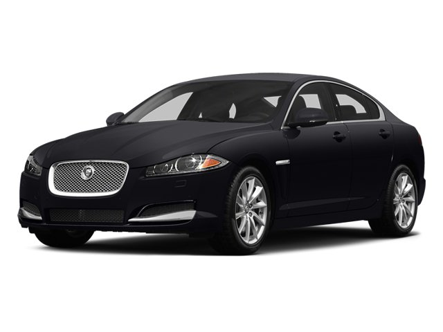 2014 Jaguar XF V8 Supercharged Supercharged Rear Wheel Drive Active Suspension Power Steering A