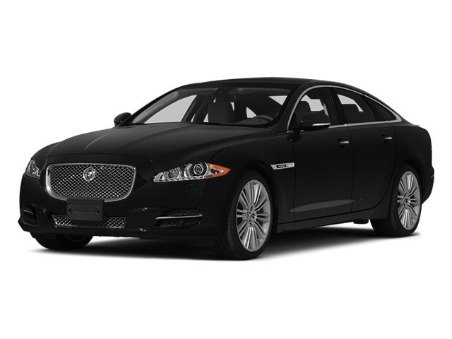 2014 Jaguar XJ XJR Supercharged Rear Wheel Drive Air Suspension Active Suspension Power Steerin