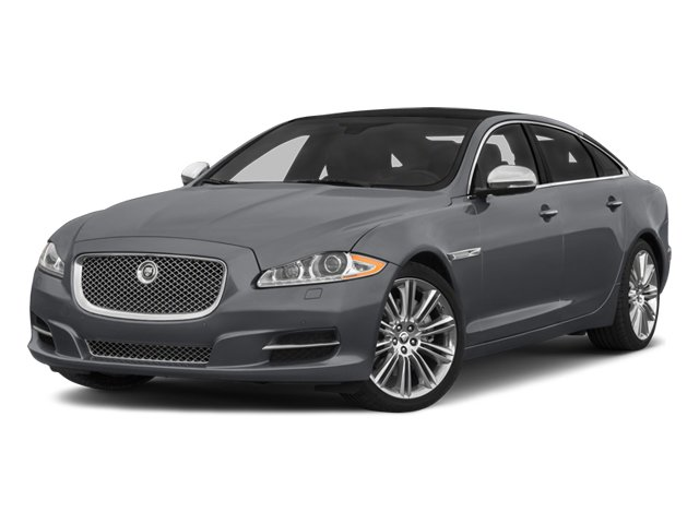 2014 Jaguar XJ XJL Portfolio Supercharged Rear Wheel Drive Air Suspension Active Suspension Pow