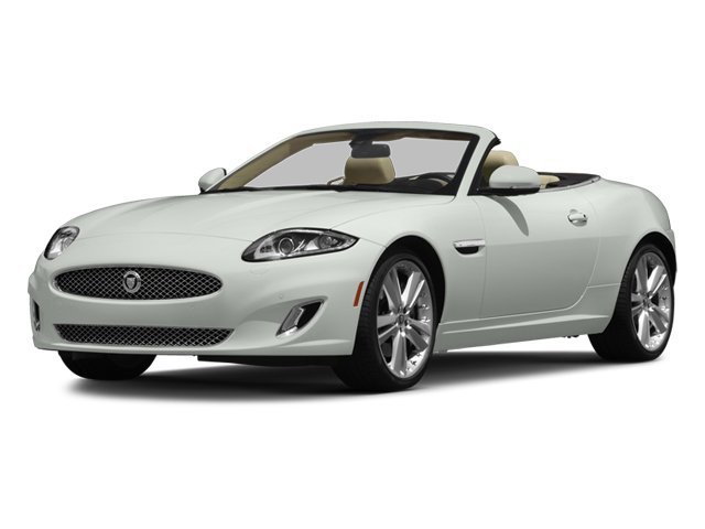 2014 Jaguar XK Base 2dr Convertible