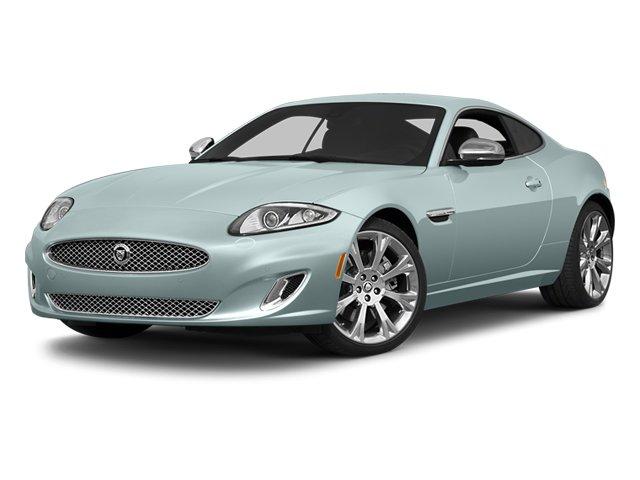 2014 Jaguar XK  Rear Wheel Drive Active Suspension Power Steering ABS 4-Wheel Disc Brakes Brak