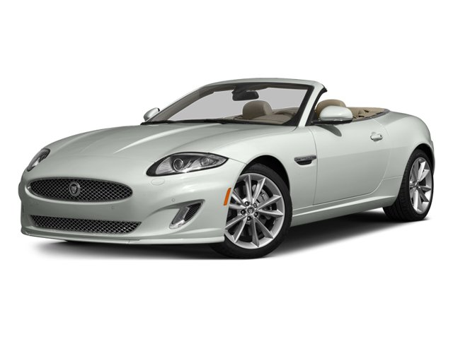 2014 Jaguar XK Touring Rear Wheel Drive Active Suspension Power Steering ABS 4-Wheel Disc Brake