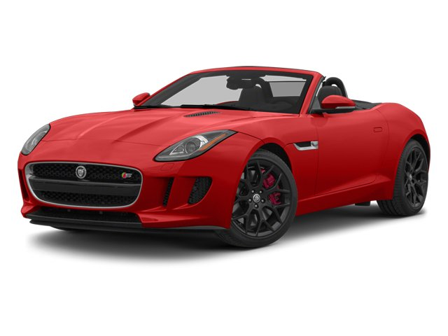 2014 Jaguar F-TYPE V6 S Supercharged Rear Wheel Drive Active Suspension Power Steering ABS 4-W