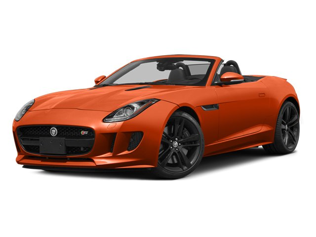 2014 Jaguar F-TYPE V8 S Supercharged Rear Wheel Drive Active Suspension Power Steering ABS 4-W