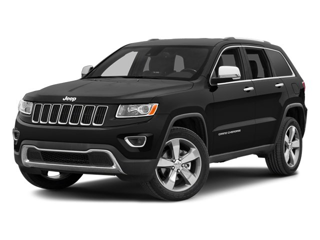 2014 Jeep Grand Cherokee Limited Rear Wheel Drive Power Steering ABS 4-Wheel Disc Brakes Brake