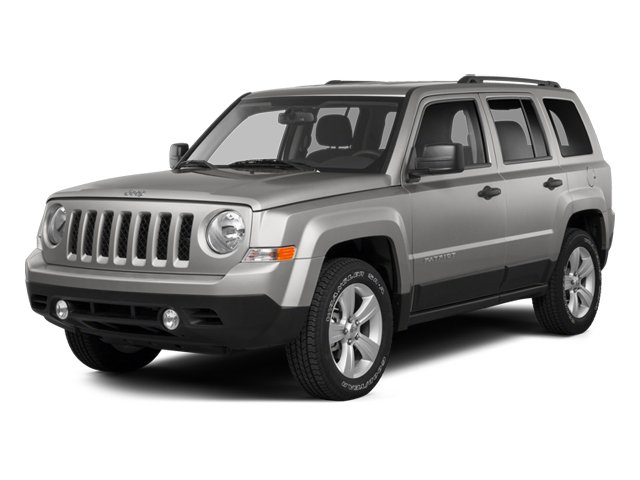 2014 Jeep Patriot Latitude Front Wheel Drive Power Steering ABS Front DiscRear Drum Brakes Bra