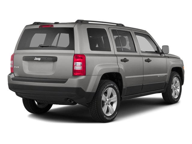 2014 Jeep Patriot Latitude 1