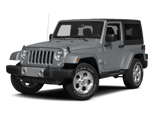 2014 Jeep Wrangler SAHA Four Wheel Drive Power Steering ABS 4-Wheel Disc Brakes Brake Assist T