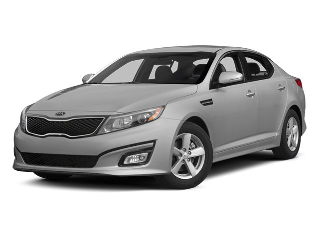 2014 Kia Optima LX Front Wheel Drive Power Steering ABS 4-Wheel Disc Brakes Brake Assist Alumi