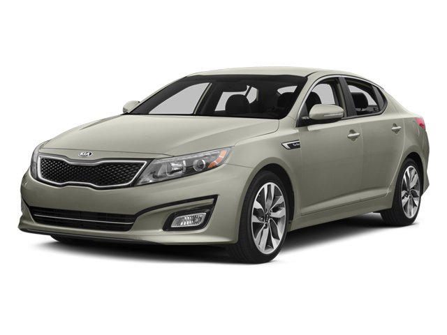 2014 Kia Optima SX Turbo Turbocharged Front Wheel Drive Power Steering ABS 4-Wheel Disc Brakes