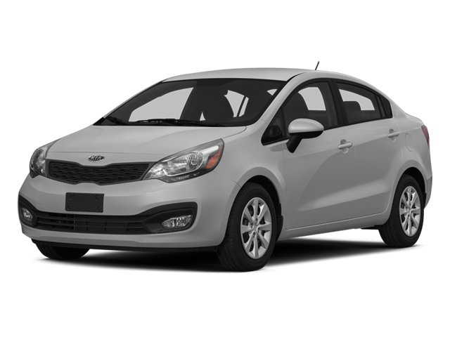2014 Kia Rio LX Sedan 4D Front Wheel Drive Power Steering ABS 4-Wheel Disc Brakes Brake Assist