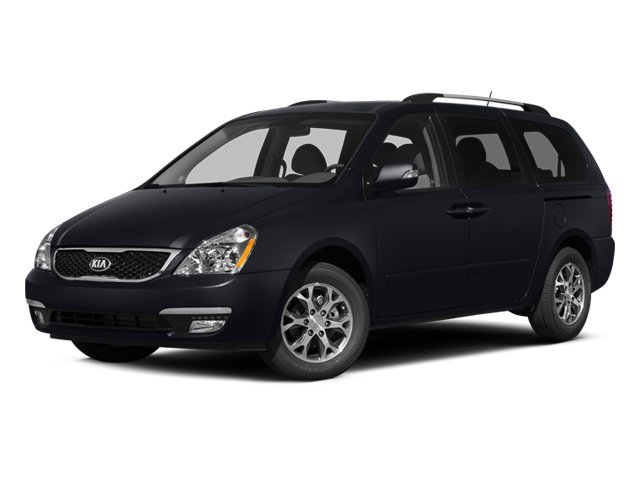 2014 Kia Sedona LX Front Wheel Drive Power Steering ABS 4-Wheel Disc Brakes Brake Assist Wheel