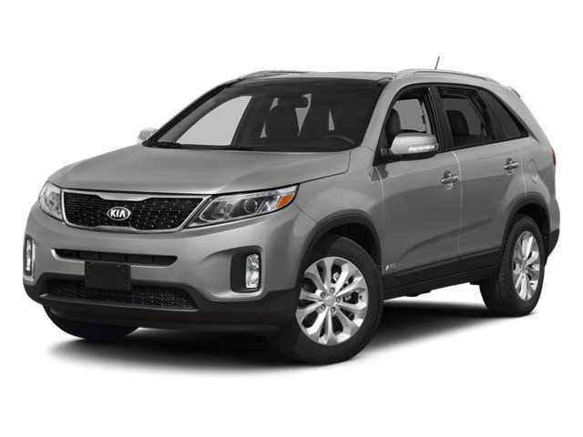 2014 Kia Sorento  Front Wheel Drive Power Steering ABS 4-Wheel Disc Brakes Brake Assist Tires