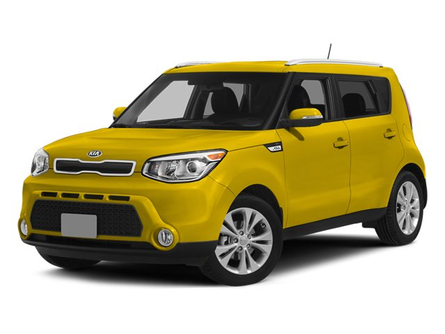 2014 Kia Soul WAGPGAWBTKEMP31 Front Wheel Drive Power Steering ABS 4-Wheel Disc Brakes Bra