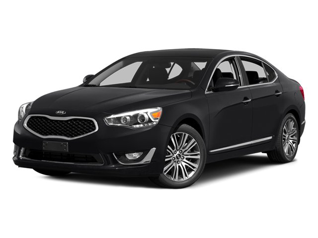 2014 Kia Cadenza SXL Front Wheel Drive Power Steering ABS 4-Wheel Disc Brakes Brake Assist Tir