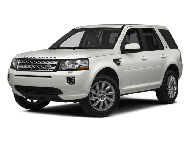 2014 Land Rover LR2 HSE Turbocharged Four Wheel Drive Power Steering ABS 4-Wheel Disc Brakes B