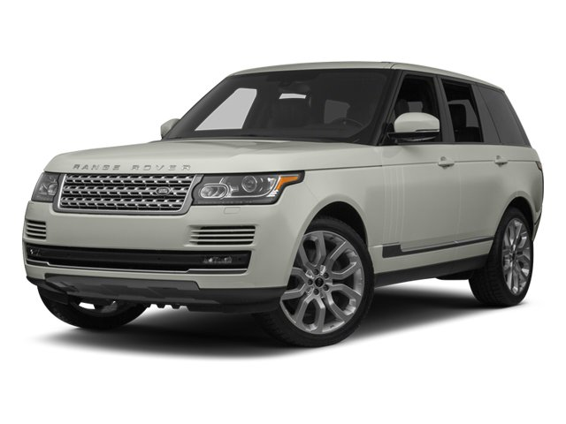 2014 Land Rover Range Rover L Supercharged Four Wheel Drive Air Suspension Active Suspension Po