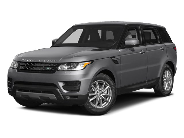 2014 Land Rover Range Rover Sport HSE Supercharged Four Wheel Drive Power Steering Air Suspensio