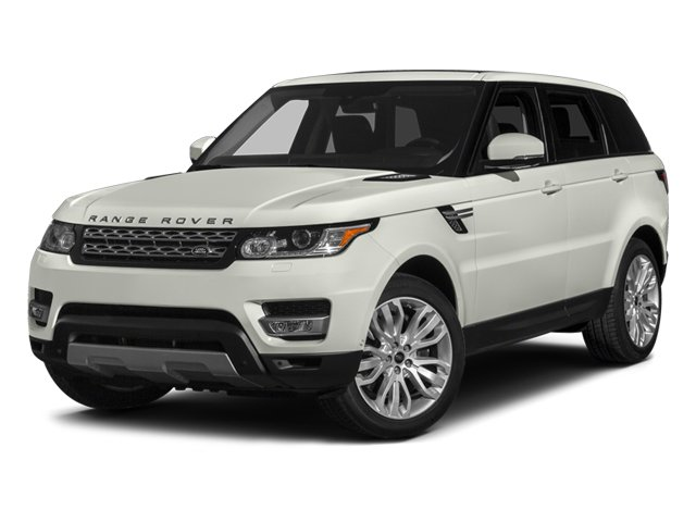 2014 Land Rover Range Rover Sport Supercharged Supercharged Four Wheel Drive LockingLimited Slip