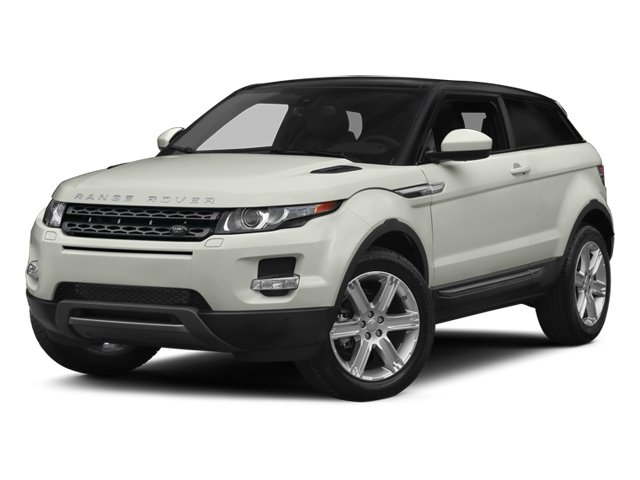 2014 Land Rover Range Rover Evoque Dynamic Turbocharged Four Wheel Drive Active Suspension Power