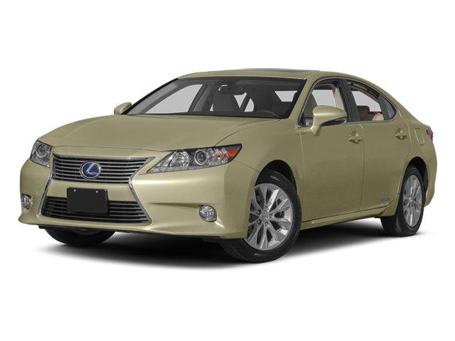 2014 Lexus ES 300h Hybrid Front Wheel Drive Power Steering ABS 4-Wheel Disc Brakes Brake Assist
