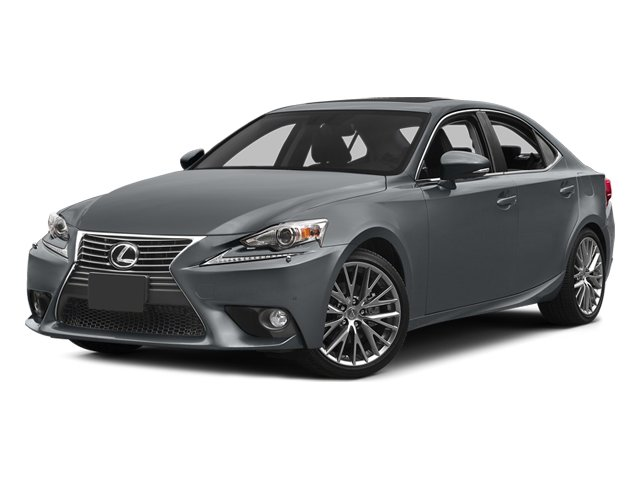 2014 Lexus IS 250 F-Sport wNavigation All Wheel Drive Power Steering ABS 4-Wheel Disc Brakes B
