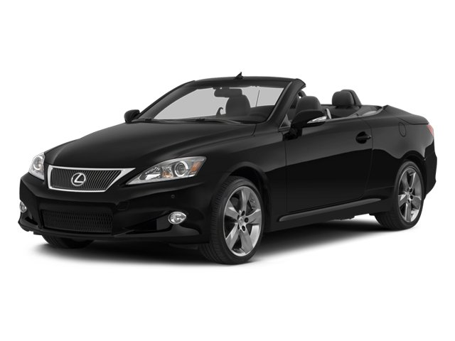 2014 Lexus IS 250C 2dr Conv