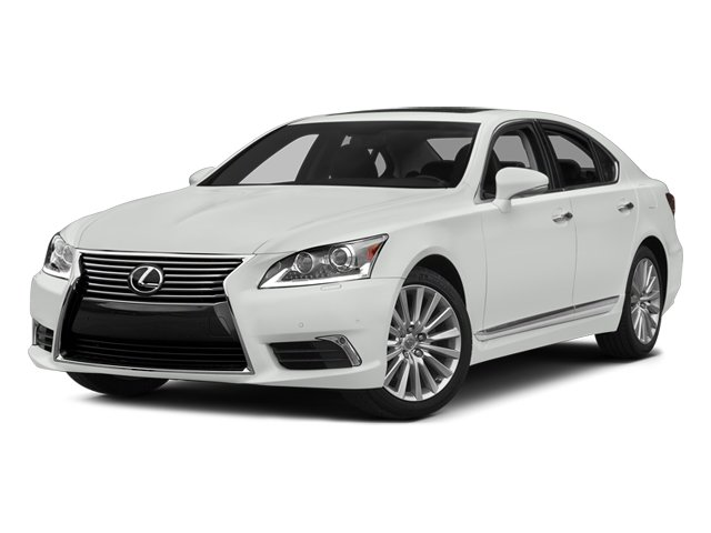 2014 Lexus LS 460  Rear Wheel Drive Power Steering ABS 4-Wheel Disc Brakes Brake Assist Alumin