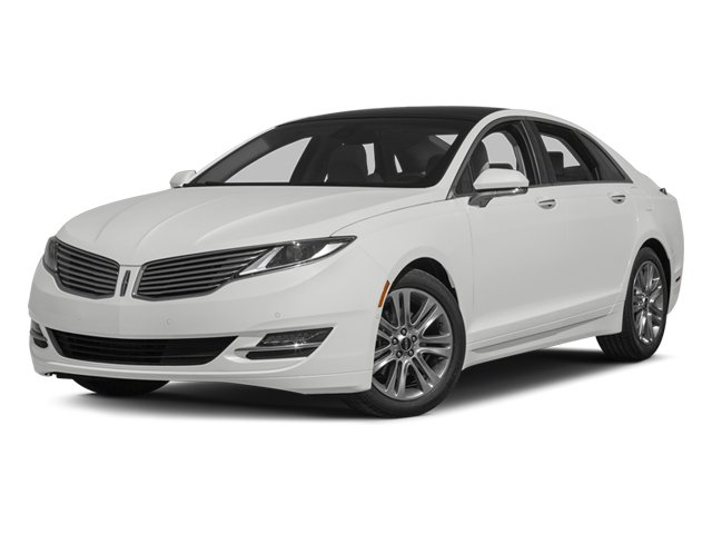 2014 Lincoln MKZ STD Turbocharged Front Wheel Drive Active Suspension Power Steering ABS 4-Whe