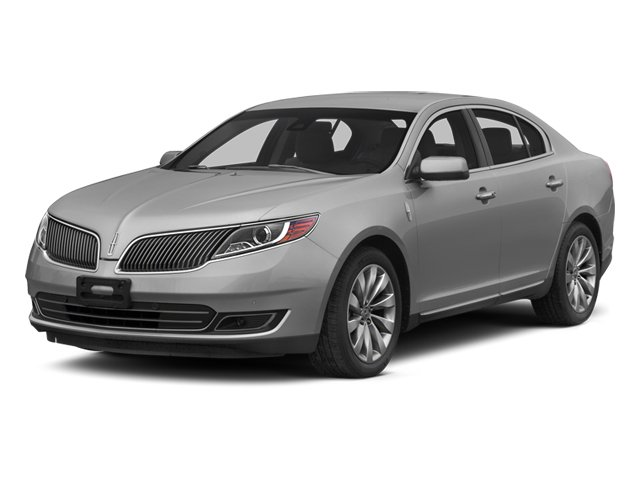 2014 Lincoln MKS  Front Wheel Drive Active Suspension Power Steering ABS 4-Wheel Disc Brakes B