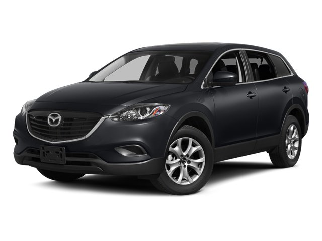 2014 Mazda CX-9 Grand Touring Front Wheel Drive Power Steering ABS 4-Wheel Disc Brakes Brake As