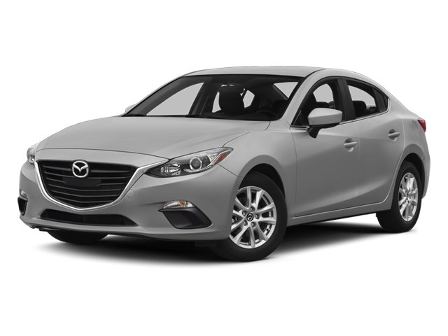 2014 Mazda Mazda3 i SV Front Wheel Drive Power Steering ABS 4-Wheel Disc Brakes Brake Assist W