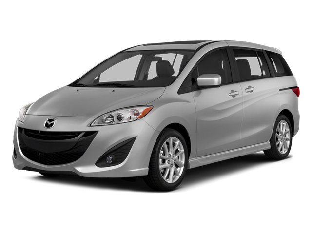2014 Mazda Mazda5 Grand Touring Front Wheel Drive Power Steering ABS 4-Wheel Disc Brakes Brake