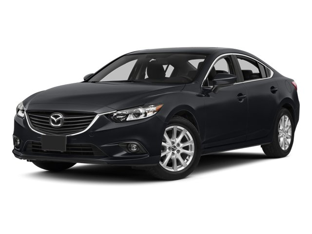 2014 Mazda Mazda6 i Touring Front Wheel Drive Power Steering ABS 4-Wheel Disc Brakes Brake Assi