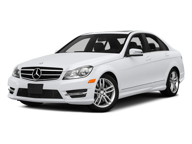 2014 Mercedes C-Class C300 4dr All-wheel Drive 4MATIC Sedan All Wheel Drive Power Steering ABS 4