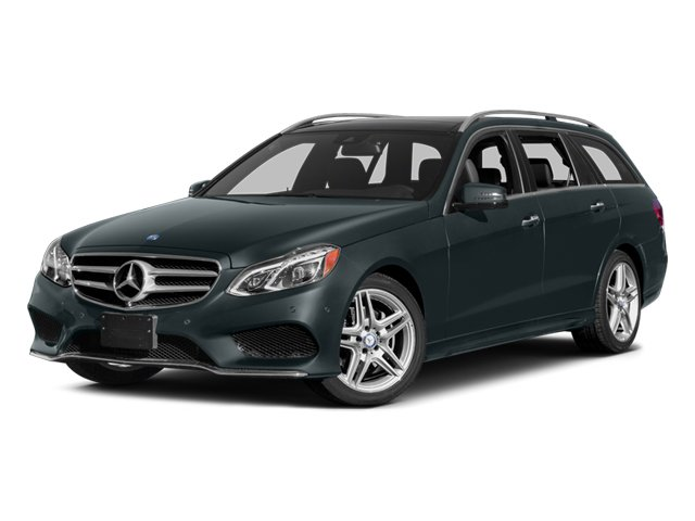 2014 Mercedes E-Class E350 4MATIC Wagon 4D All Wheel Drive Air Suspension Power Steering ABS 4-