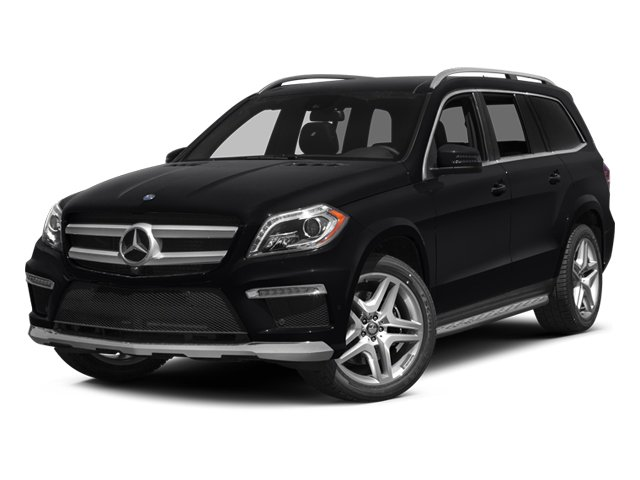 2014 Mercedes GL-Class GL350 BlueTEC Turbocharged All Wheel Drive Air Suspension Power Steering