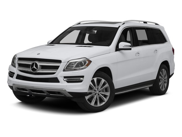 2014 Mercedes GL-Class GL450 Turbocharged All Wheel Drive Air Suspension Power Steering ABS 4-