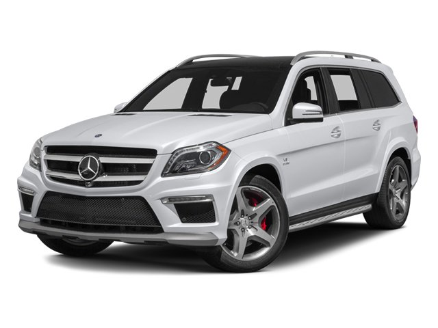 2014 Mercedes GL-Class GL63 AMG Turbocharged All Wheel Drive Air Suspension Active Suspension P