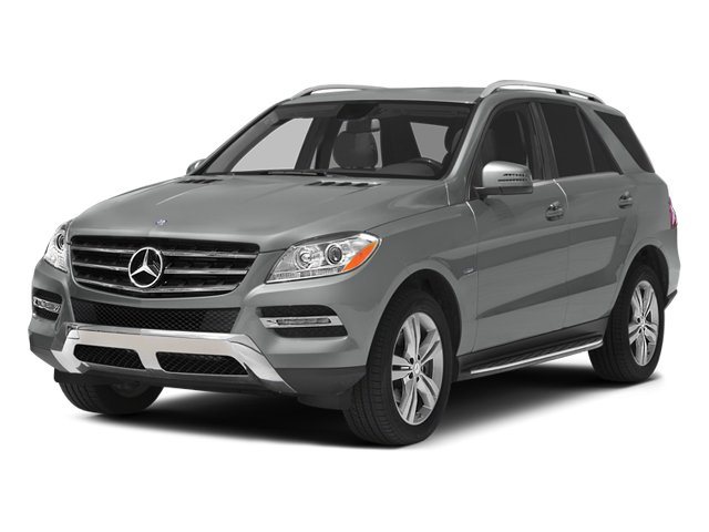 2014 Mercedes M-Class ML 350 BlueTEC Turbocharged All Wheel Drive Power Steering ABS 4-Wheel Di