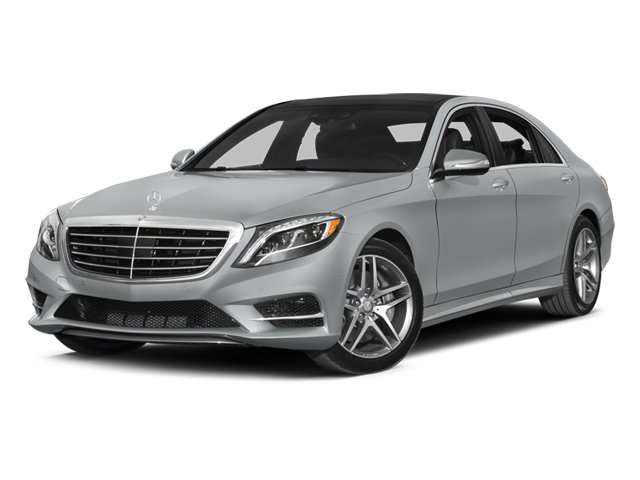 2014 Mercedes S-Class S 550 Turbocharged Rear Wheel Drive Air Suspension Active Suspension Powe