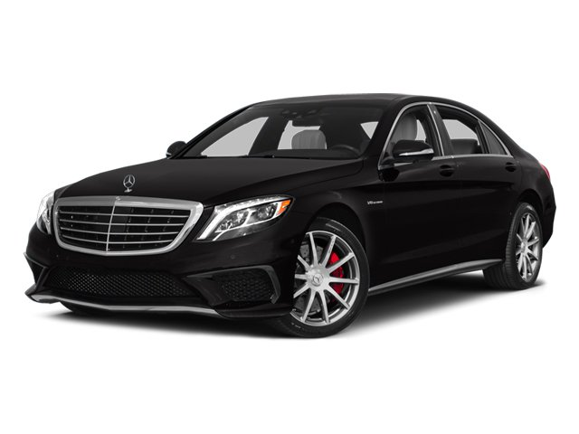 2014 Mercedes S-Class S63 AMG Turbocharged All Wheel Drive Air Suspension Active Suspension Pow