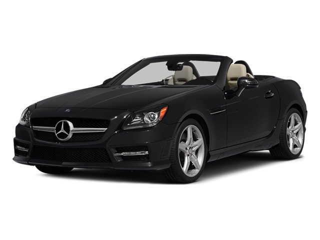 2014 Mercedes SLK-Class SLK250 Turbocharged Rear Wheel Drive Power Steering ABS 4-Wheel Disc Br