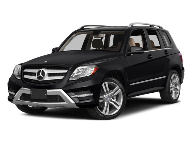 2014 Mercedes GLK-Class GLK350 Rear Wheel Drive Power Steering ABS 4-Wheel Disc Brakes Brake As