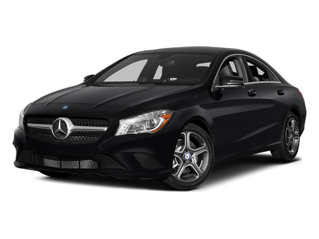 2014 Mercedes CLA-Class CLA250 Turbocharged Front Wheel Drive Power Steering ABS 4-Wheel Disc B