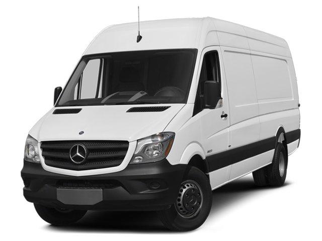 2014 Mercedes Sprinter Cargo Vans  Turbocharged Rear Wheel Drive Power Steering ABS 4-Wheel Dis