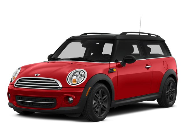 2014 MINI Cooper Clubman  Front Wheel Drive Power Steering ABS 4-Wheel Disc Brakes Brake Assist
