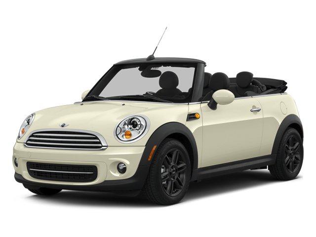 2014 MINI Cooper Convertible  Front Wheel Drive Power Steering ABS 4-Wheel Disc Brakes Brake As